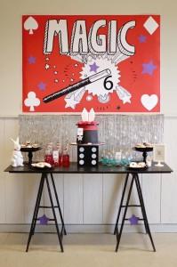 Magical Magic Party with So Many Fabulous Ideas via Kara's Party Ideas | KarasPartyIdeas.com #MagicianParty #MagicShow #PartyIdeas #Supplies (24)