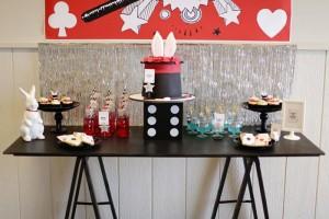 Magical Magic Party with So Many Fabulous Ideas via Kara's Party Ideas | KarasPartyIdeas.com #MagicianParty #MagicShow #PartyIdeas #Supplies (23)