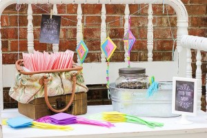 Mary Poppins Party with Lots of Really Cute Ideas via Kara's Party Ideas | KarasPartyIdeas.com #MaryPoppins #SpoonfulOfSugar #Party #Ideas #Supplies (10)