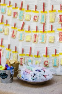 Mary Poppins Party with Lots of Really Cute Ideas via Kara's Party Ideas | KarasPartyIdeas.com #MaryPoppins #SpoonfulOfSugar #Party #Ideas #Supplies (6)