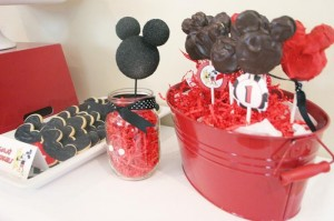 Vintage Mickey Mouse Party with Lots of Great Ideas via Kara's Party Ideas | KarasPartyIdeas.com #MickeyMouseParty #PartyIdeas #Supplies (3)