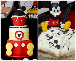 Mickey Mouse Party with So Many Really Cute Ideas via Kara's Party Ideas | KarasPartyIdeas.com #MickeyMouse #MinnieMouseParty #PartyIdeas #Supplies (1)