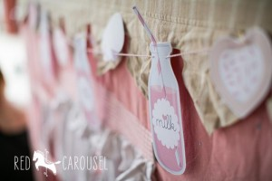 Pastel Milk and Cookies Party with So Many Really Cute Ideas via Kara's Party Ideas | KarasPartyIdeas.com #MilkAndCookiesParty #PartyIdeas #Supplies (4)