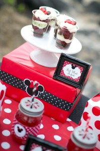 Minnie Mouse Polka Dot Picnic with Lots of Cute Ideas via Kara's Party Ideas | KarasPartyIdeas.com #MinnieMouse #PartyIdeas #Supplies (8)