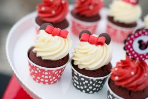 Minnie Mouse Polka Dot Picnic with Lots of Cute Ideas via Kara's Party Ideas | KarasPartyIdeas.com #MinnieMouse #PartyIdeas #Supplies (5)