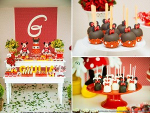 Minnie Mouse Party with Such Cute Ideas via Kara's Party Ideas | KarasPartyIdeas.com #MinnieMouse #Party Ideas #Supplies (1)