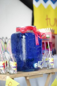 Paddington Bear Party with So Many Cute Ideas via Kara's Party Ideas | KarsPartyIdeas.com #PaddingtonBear #Party #Ideas #Supplies (18)