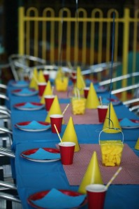 Paddington Bear Party with So Many Cute Ideas via Kara's Party Ideas | KarsPartyIdeas.com #PaddingtonBear #Party #Ideas #Supplies (9)