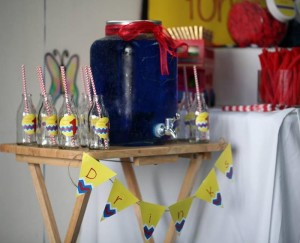 Paddington Bear Party with So Many Cute Ideas via Kara's Party Ideas | KarsPartyIdeas.com #PaddingtonBear #Party #Ideas #Supplies (2)