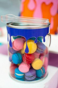 Painting Party with Lots of Really Fun Ideas via Kara's Party Ideas | KarasPartyIdeas.com #PaintParty #ArtParty #PartyIdeas #Supplies (26)