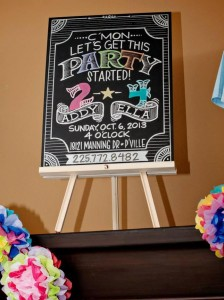 All Things Art Party Full of Fabulous Ideas via Kara's Party Ideas | KarasPartyIdeas.com #ArtParty #PaintingParty #PartyIdeas #PartySupplies (28)