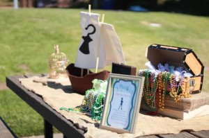 Peter Pan Party with Lots of Really Fun Ideas via Kara's Party Ideas | KarasPartyIdeas.com #TinkerbellParty #NeverlandParty #PartyIdeas #Supplies (9)