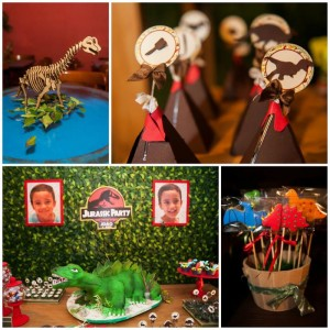 Jurassic Park Party with Such Awesome Ideas via Kara's Party Ideas | KarasPartyIdeas.com #DinosaurParty #Party #Ideas #Supplies (1)