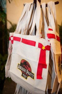 Jurassic Park Party with Such Awesome Ideas via Kara's Party Ideas | KarasPartyIdeas.com #DinosaurParty #Party #Ideas #Supplies (4)