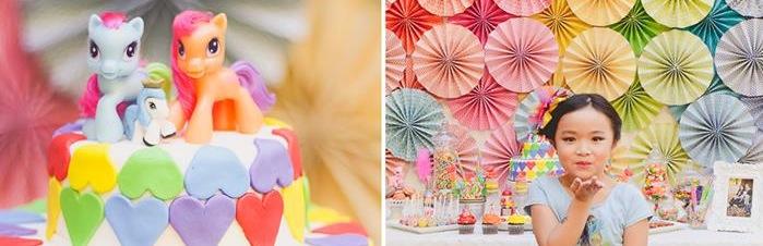 Kara S Party Ideas Rainbow My Little Pony Party Planning