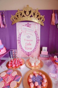Princess Party with Such Cute Ideas via Kara's Party Ideas | KarasPartyIdeas.com #PrincessParty #Party #Ideas #Supplies (13)