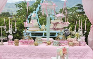 Vintage Princess Party with Lots of Really Cute Ideas via Kara's Party Ideas | KarasPartyIdeas.com #PrincessParty #Party #Ideas #Supplies (19)