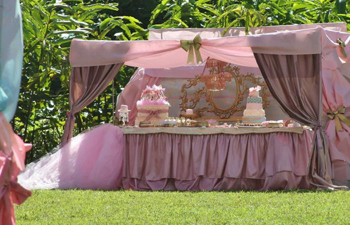 Vintage Princess Party With Lots Of Really Cute Ideas Via Karas