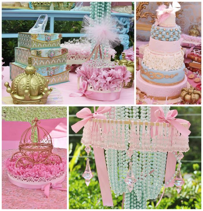 Kara S Party Ideas Royal Princess First Birthday Party: Kara's Party Ideas Vintage Princess Party With Such Cute