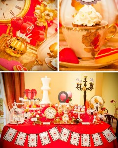 Queen of Hearts Bridal Shower with So Many Cute Ideas via Kara's Party Ideas | KarasPartyIdeas.com #QueenOfHeartsParty #PartyIdeas #Supplies (1)