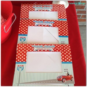 Mickey Mouse Little Red Car Party Full of Fabulous Ideas via Kara's Party Ideas | KarasPartyIdeas.com #MickeyMouseParty #Party #Ideas #Supplies (11)