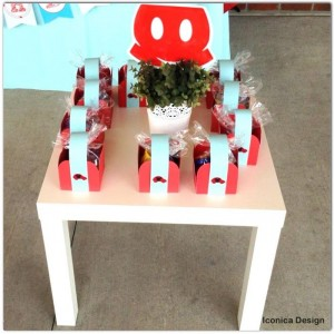 Mickey Mouse Little Red Car Party Full of Fabulous Ideas via Kara's Party Ideas | KarasPartyIdeas.com #MickeyMouseParty #Party #Ideas #Supplies (6)