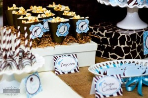Safari Themed Baby Shower with Such Cute Ideas via Kara's Party Ideas | KarasPartyIdeas.com #SafariParty #Party #Ideas #Supplies (1)