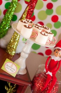 Santa's Little Helpers Christmas Party with Such Cute Ideas via Kara's Party Ideas | KarasPartyIdeas.com #ChristmasParty #HolidayParty #PartyIdeas #Supplies (18)