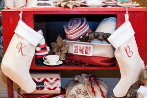 Vintage Santa Christmas Party with Full of DARLING IDEAS via Kara's Party Ideas | KarasPartyIdeas.com #ChristmasParty #SantaClausParty #Party #Ideas #Supplies (8)