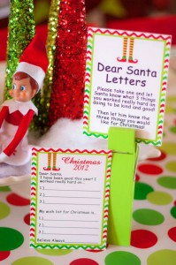 Santa's Little Helpers Christmas Party with Such Cute Ideas via Kara's Party Ideas | KarasPartyIdeas.com #ChristmasParty #HolidayParty #PartyIdeas #Supplies (3)
