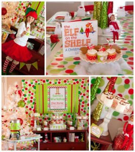 Santa's Little Helpers Christmas Party with Such Cute Ideas via Kara's Party Ideas | KarasPartyIdeas.com #ChristmasParty #HolidayParty #PartyIdeas #Supplies (1)