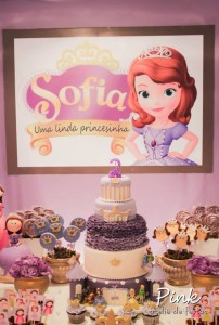 Sofia the First Princess Party with So Many Cute Ideas via Kara's Party Ideas | KarasPartyIdeas.com #DisneyPrincessParty #SofiaTheFirstParty #PrincessParty #PartyIdeas #Supplies (15)