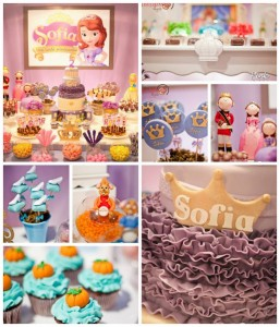 Sofia the First Princess Party with So Many Cute Ideas via Kara's Party Ideas | KarasPartyIdeas.com #DisneyPrincessParty #SofiaTheFirstParty #PrincessParty #PartyIdeas #Supplies (1)