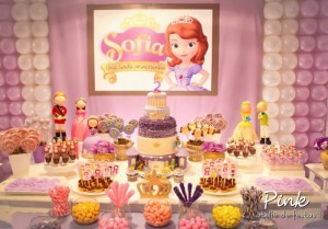 Sofia the First Princess Party with So Many Cute Ideas via Kara's Party Ideas | KarasPartyIdeas.com #DisneyPrincessParty #SofiaTheFirstParty #PrincessParty #PartyIdeas #Supplies (79)