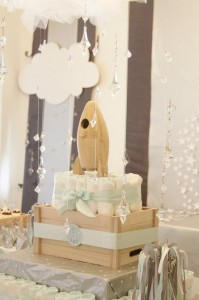 Space Themed Baby Shower with Lots of Great Ideas via Kara's Party Ideas | KarasPartyIdeas.com #SpaceParty #Party #Ideas #Supplies (23)