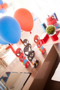 Spiderman Party with Lots of Awesome Ideas via Kara's Party Ideas | KarasPartyIdeas.com #SpidermanParty #SuperheroParty #Party #Ideas #Supplies (5)