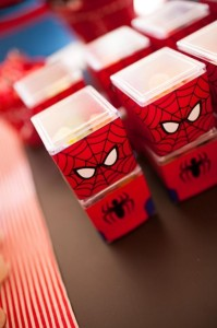 Spiderman Party with Lots of Awesome Ideas via Kara's Party Ideas | KarasPartyIdeas.com #SpidermanParty #SuperheroParty #Party #Ideas #Supplies (10)