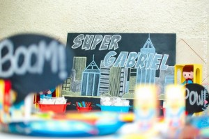 Superhero Party with So Many Great Ideas via Kara's Party Ideas | KarasPartyIdeas.com #SuperheroParty #Part #Ideas #Supplies (4)