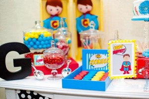 Superhero Party with So Many Great Ideas via Kara's Party Ideas | KarasPartyIdeas.com #SuperheroParty #Part #Ideas #Supplies (3)