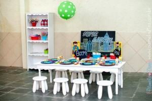 Superhero Party with So Many Great Ideas via Kara's Party Ideas | KarasPartyIdeas.com #SuperheroParty #Part #Ideas #Supplies (16)