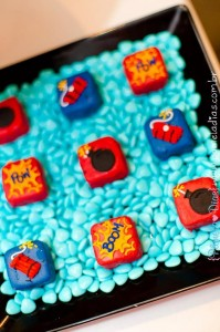 Superhero Party with So Many Great Ideas via Kara's Party Ideas | KarasPartyIdeas.com #SuperheroParty #Part #Ideas #Supplies (14)