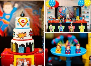Superhero Party with So Many Great Ideas via Kara's Party Ideas | KarasPartyIdeas.com #SuperheroParty #Part #Ideas #Supplies (1)