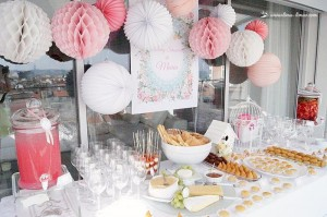 Sweet Baby Shower with SUCH CUTE IDEAS via Kara's Party Ideas | KarasPartyIdeas.com #GardenBabyShower #Party #Ideas #Supplies (5)