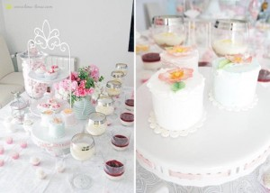 Sweet Baby Shower with SUCH CUTE IDEAS via Kara's Party Ideas | KarasPartyIdeas.com #GardenBabyShower #Party #Ideas #Supplies (20)