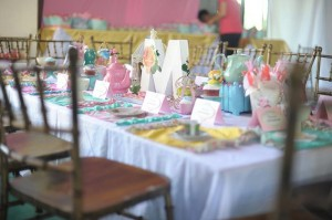 Princess Tea Party with SUCH CUTE Ideas via Kara's Party Ideas KarasPartyIdeas.com #GardenParty #TeaParty #GirlyParty #PartyIdeas #Supplies (38)