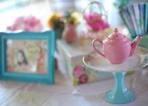 Princess Tea Party with SUCH CUTE Ideas via Kara's Party Ideas KarasPartyIdeas.com #GardenParty #TeaParty #GirlyParty #PartyIdeas #Supplies (11)