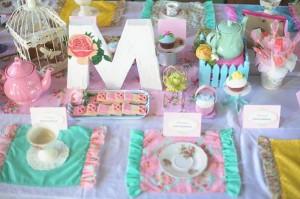 Princess Tea Party with SUCH CUTE Ideas via Kara's Party Ideas KarasPartyIdeas.com #GardenParty #TeaParty #GirlyParty #PartyIdeas #Supplies (43)