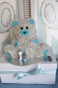 Teddy Bear Tea Party with So Many Really Cute Ideas via Kara's Party Ideas | KarasPartyIdeas.com #TeddyBearBabyShower #TeddyBearParty #PartyIdeas #Supplies (6)