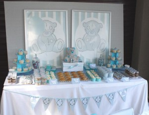 Teddy Bear Tea Party with So Many Really Cute Ideas via Kara's Party Ideas | KarasPartyIdeas.com #TeddyBearBabyShower #TeddyBearParty #PartyIdeas #Supplies (2)