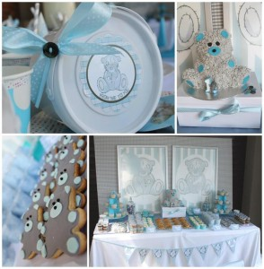 Teddy Bear Tea Party with So Many Really Cute Ideas via Kara's Party Ideas | KarasPartyIdeas.com #TeddyBearBabyShower #TeddyBearParty #PartyIdeas #Supplies (1)